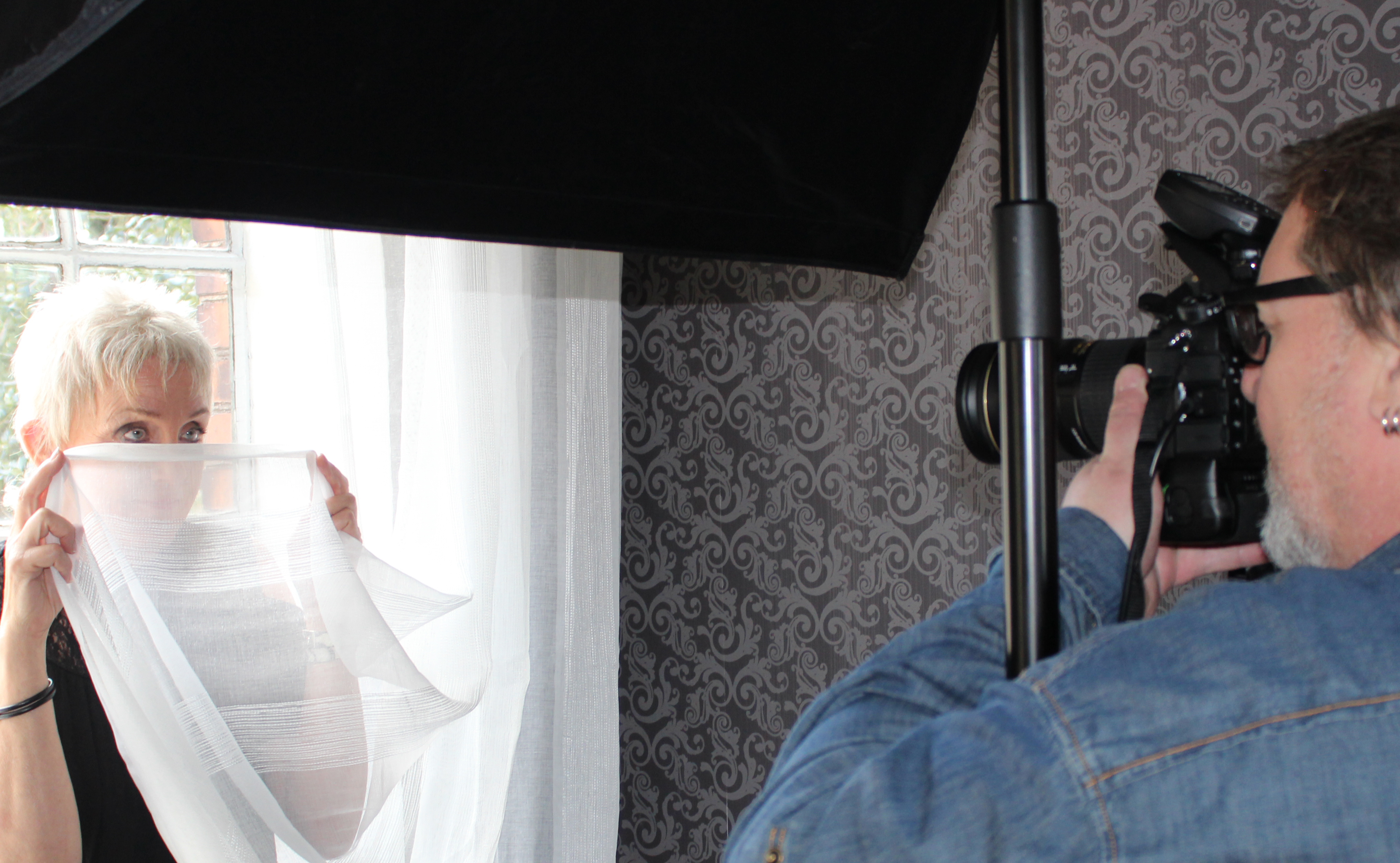 Fotosessions Alex Nyborg Madsen - Behind the scenes